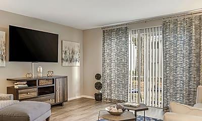 Living Room, Ascend Midtown, 1