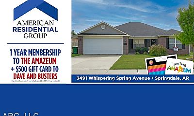 Community Signage, 3491 Whispering Spring Avenue, 0