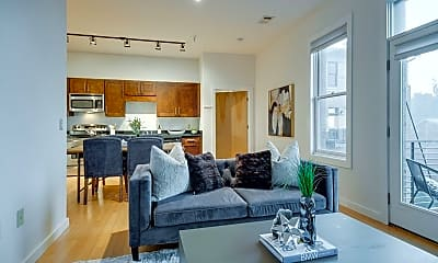Living Room, 1706 18th Ave S, 1