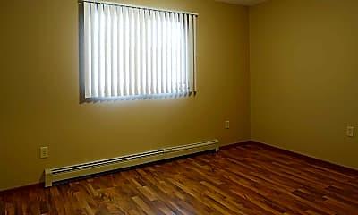 Bedroom, Hidden Valley Apartments, 2