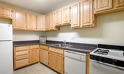 Kitchen, Heather Hill, 1