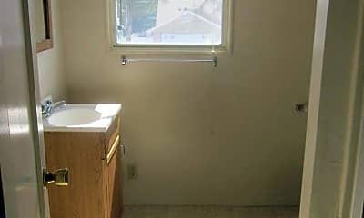 Bathroom, 227 S K St, 2