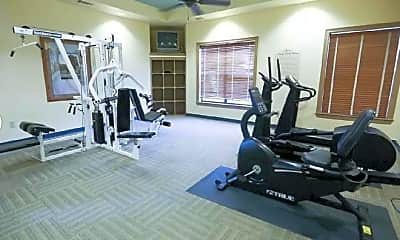 Fitness Weight Room, 2900 Century Park Blvd, 2