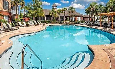 Pool, Colonial Grand at Godley Lake, 1