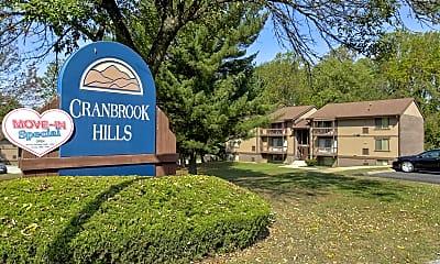 Community Signage, Cranbrook Hills, 2