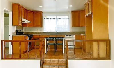 Kitchen, 11125 Freer St B, 1