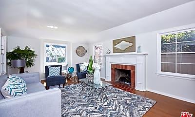 Living Room, 1928 S Bentley Ave, 1