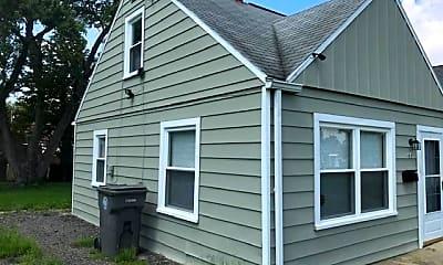 Building, 466 N Bon Air Ave, 1