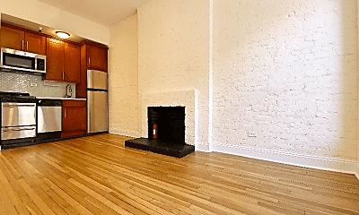 Living Room, 206 E 76th St, 0