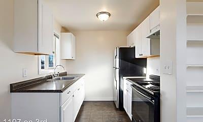 Kitchen, 1107 S 3rd St, 1