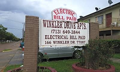 Winkler Drive, 1