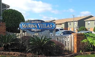 Marina Villas, 1