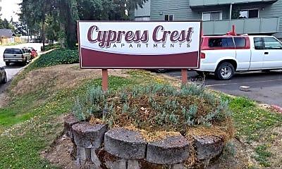 Cypress Crest, 1