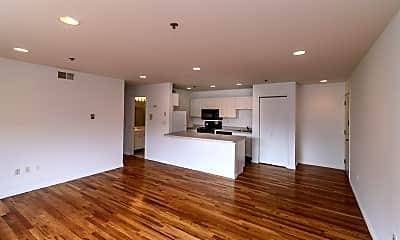 Living Room, 401 1st St 5, 1