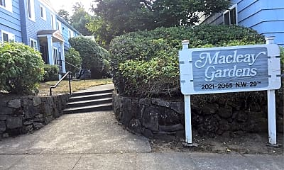 MaCleay Gardens, 1