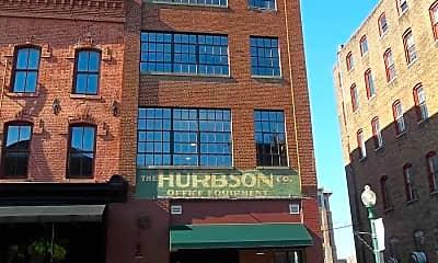 Building, 110 Walton Street, 0
