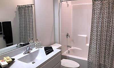 Bathroom, The Dahlman Flats, 2