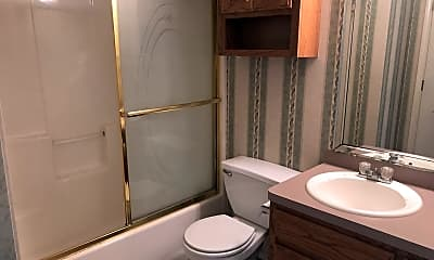 Bathroom, 134 N 49th St, 2