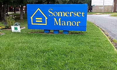 Somerset Manor Townhomes, 1