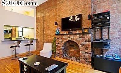 Living Room, 429 W 24th St, 1