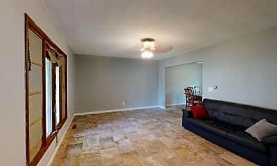 Living Room, 4624 westbend, 1