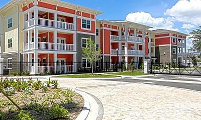 Building, M South, 1