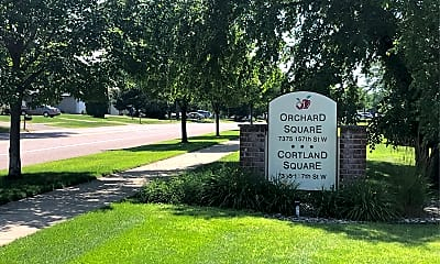 Orchard Square, 1