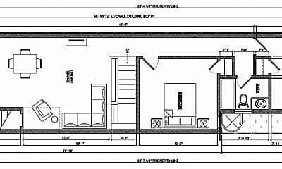Kitchen, 4040 Baring St, 1