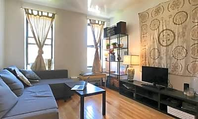 Living Room, 101 W 105th St, 0
