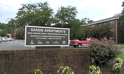The Sands, 1