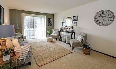 Living Room, Berkley Road, 1