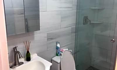 Bathroom, 251 Kensington Ave, 2