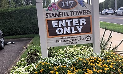 Stanfill Towers, 1