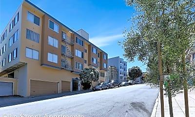 Building, 2065 Ellis St, 2