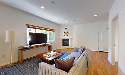 Living Room, 4297 Coldwater Canyon Ave, 0