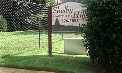 Shelby Hills Apartments, 1