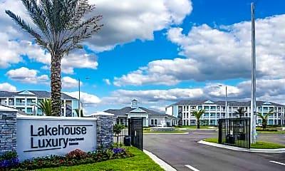 Building, Lakehouse Luxury Apartments, 0