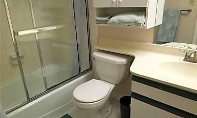 Bathroom, 1250 Gulf Blvd 305, 2