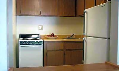 Kitchen, Select Apartments, 1