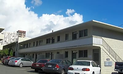 Building, 1140 Lunalilo St, 0