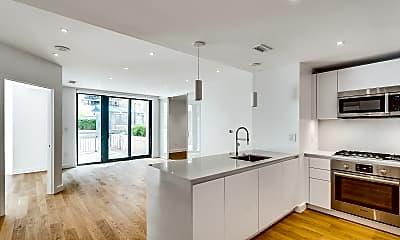 Kitchen, Ballston Place, 1