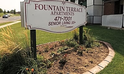 Fountain Terrace, 1