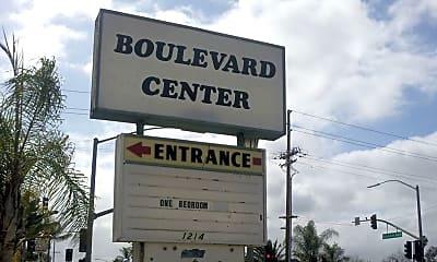 Community Signage, 1214 S Escondido Blvd, 2