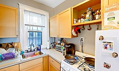 Kitchen, 317 Allston Street, Unit 6, 1