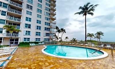 Pool, 5200 N Ocean Blvd, 1