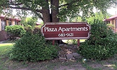 Plaza Apartments, 1