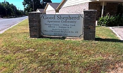 GOOD SHEPHERED APARTMENTS, 1