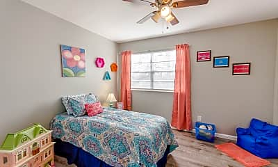 Bedroom, Fordyce Manor Townhomes, 2
