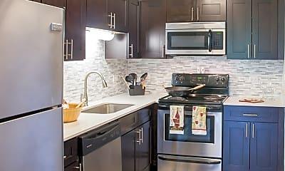 Kitchen, Mount Prospect Greens, 1