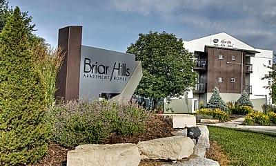 Briar Hills Apartments, 1